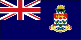 The Cayman Islands Flag